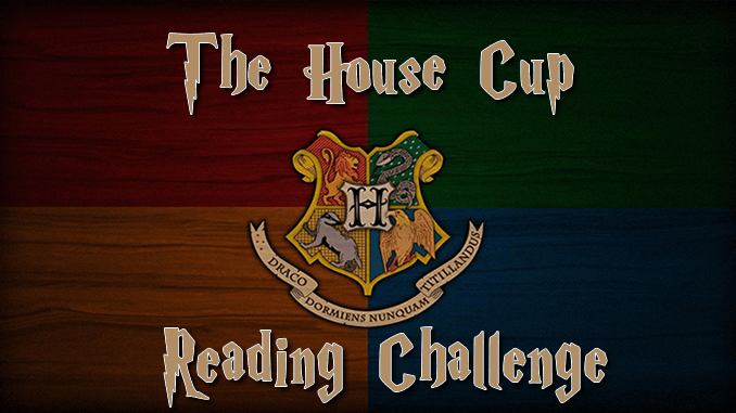 The House Cup Reading Challenge 2017