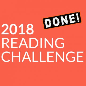Моето Goodreads предизвикателство за 2018