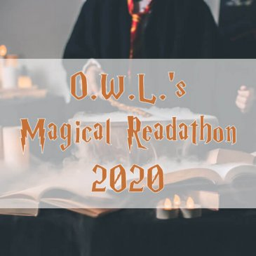 O.W.L.'s Magical Readathon 2020 TBR