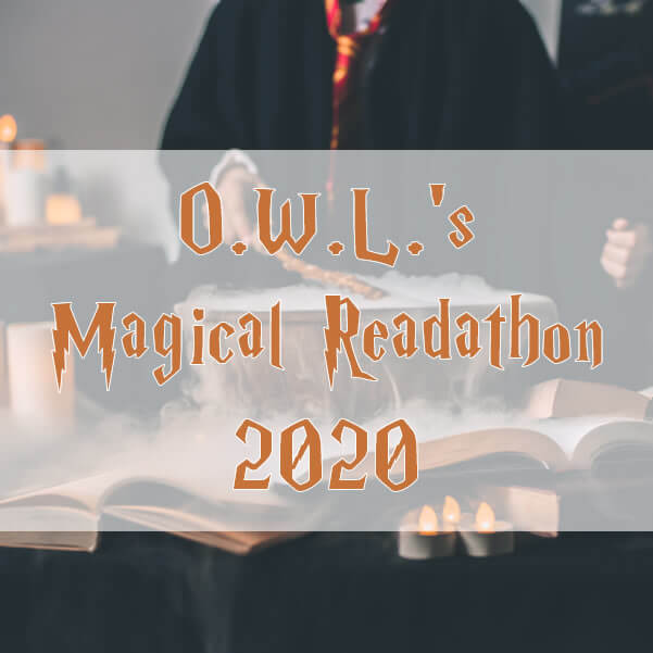 O.W.L.'s Magical Readathon 2020