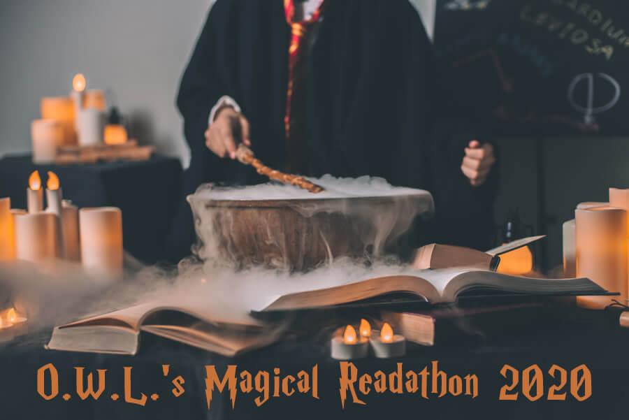 O.W.L.'s Magical Readathon 2020