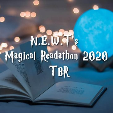 N.E.W.T's Magical Readathon 2020 TBR