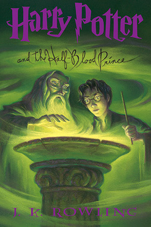 J.K. Rowling – Harry Potter and the Half-Blood Prince