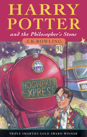 J.K. Rowling – Harry Potter and the Philosopher's Stone