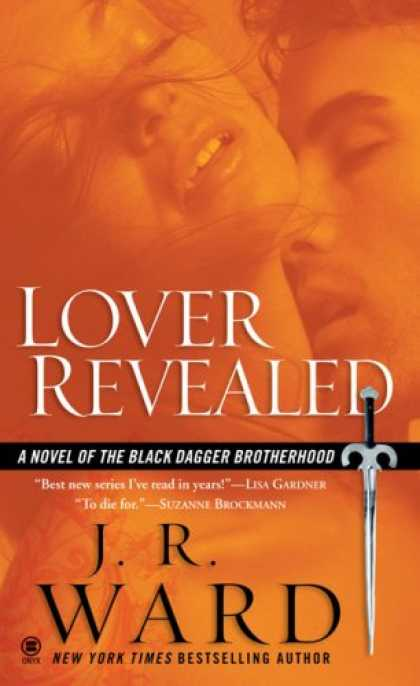 J.R. Ward – Lover Revealed