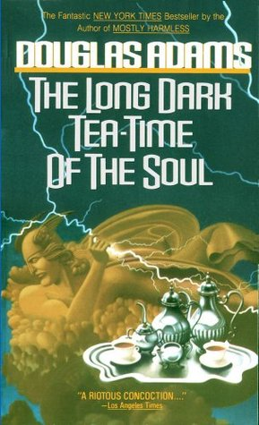 Douglas Adams – The Long Dark Tea-Time of the Soul