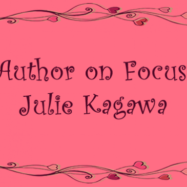 Author on Focus: Julie Kagawa