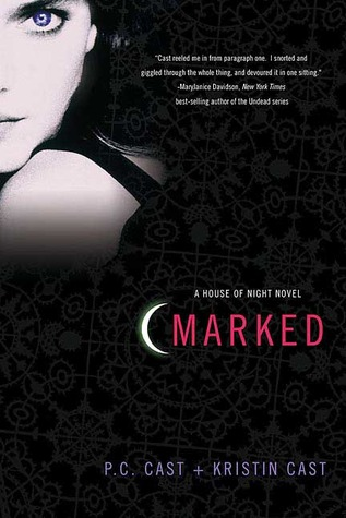 P.C. Cast & Kristin Cast – Marked