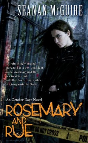 Seanan McGuire – Rosemary and Rue