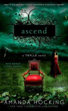 Amanda Hocking – Ascend