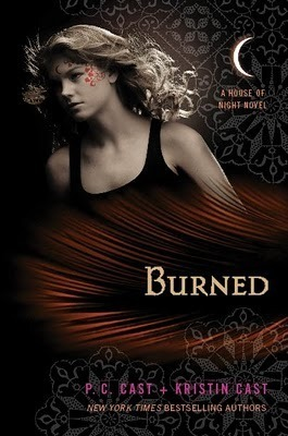 P.C. Cast & Kristin Cast – Burned