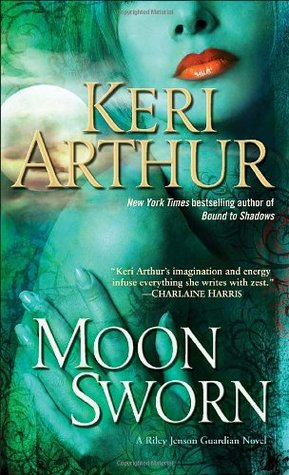Keri Arthur – Moon Sworn