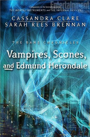 Cassandra Clare – Vampires, Scones, and Edmund Herondale