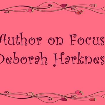 Author on Focus: Deborah Harkness
