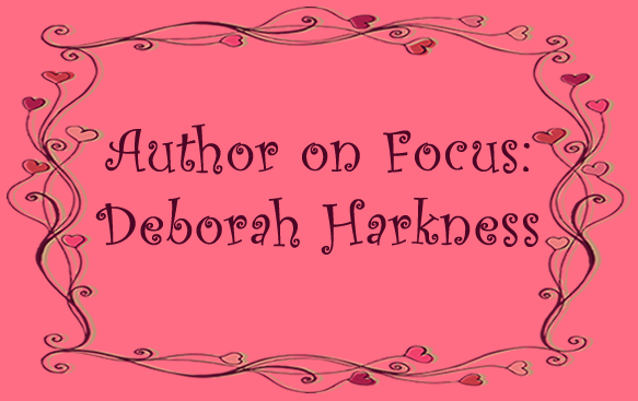 Author on Focus: Deborah Harkness