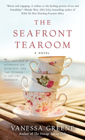 Vanessa Greene – The Seafront Tearoom