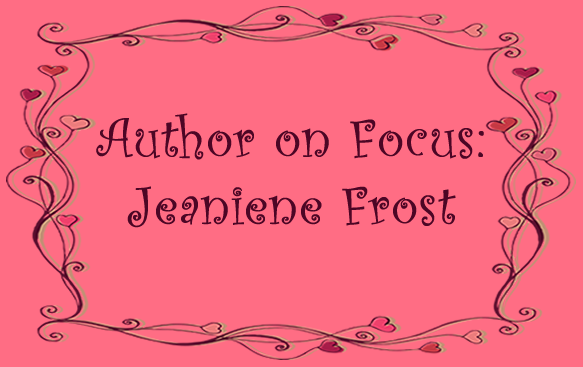 Author on Focus: Jeaniene Frost