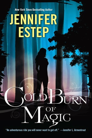 Jennifer Estep – Cold Burn of Magic