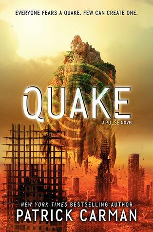 Patrick Carman – Quake