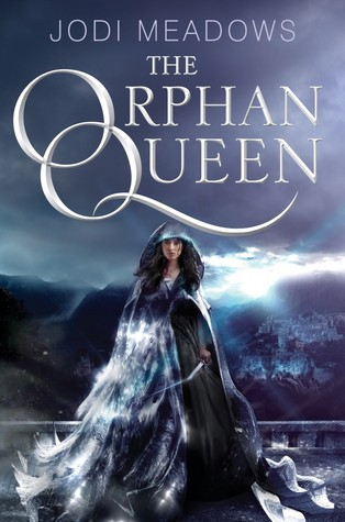 Jodi Meadows – The Orphan Queen