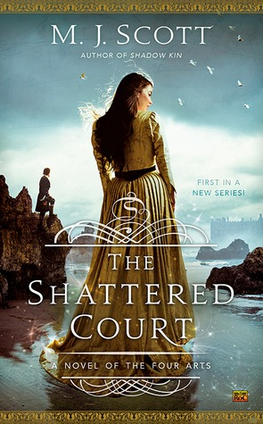 M.J. Scott – The Shattered Court