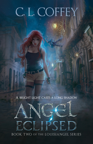 C.L. Coffey – Angel Eclipsed