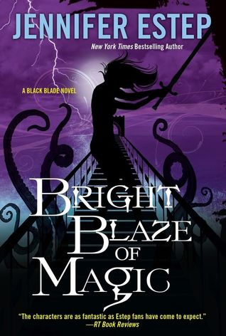 Jennifer Estep – Bright Blaze of Magic
