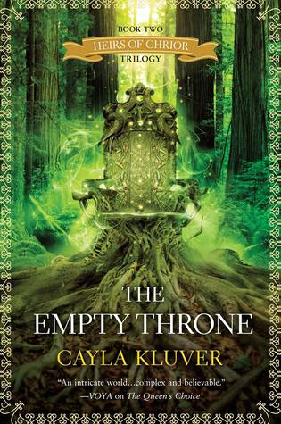 Cayla Kluver – The Empty Throne