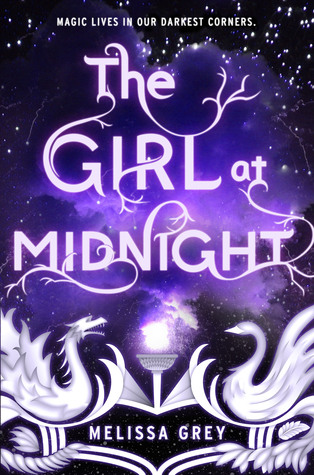 Melissa Grey – The Girl at Midnight