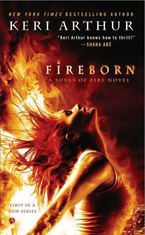 Keri Arthur – Fireborn