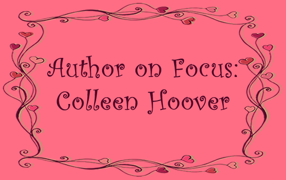 Author on Focus: Colleen Hoover