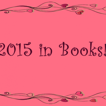 2015 in Books!