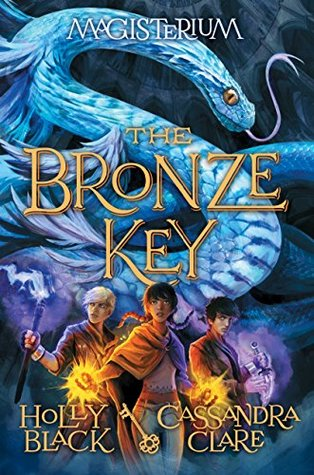 Holly Black & Cassandra Clare – The Bronze Key
