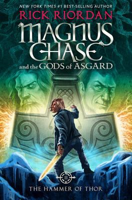 Rick Riordan – The Hammer of Thor