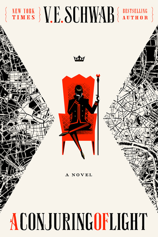 V.E. Schwab – A Conjuring of Light