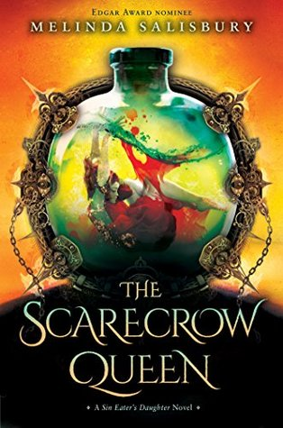 Melinda Salisbury – The Scarecrow Queen