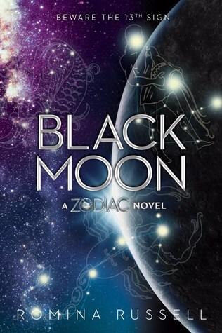 Romina Russell – Black Moon