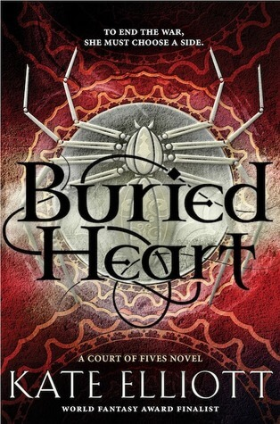 Kate Elliott – Buried Heart