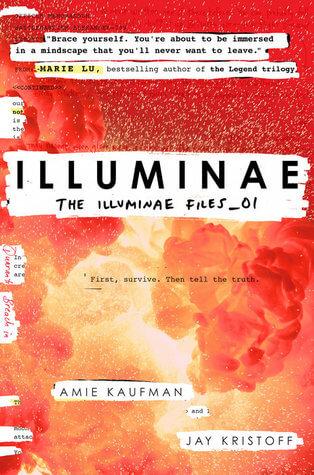 Amie Kaufman & Jay Kristoff – Illuminae
