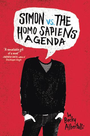 Becky Albertalli – Simon vs. the Homo Sapiens Agenda