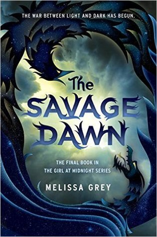 Melissa Grey – The Savage Dawn