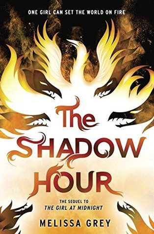 Melissa Grey – The Shadow Hour