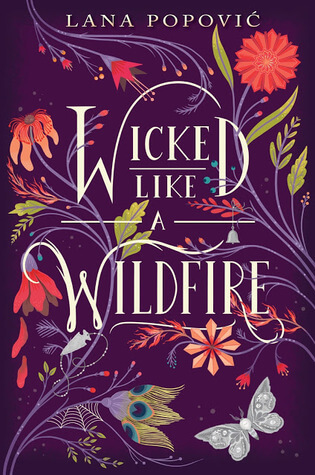 Lana Popović – Wicked Like a Wildfire