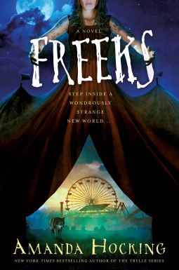 Amanda Hocking – Freeks
