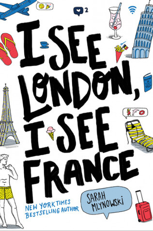Sarah Mlynowski – I See London, I See France
