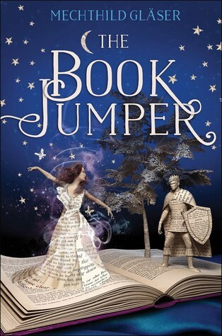 Mechthild Gläser – The Book Jumper
