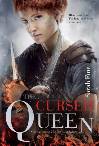 Sarah Fine – The Cursed Queen