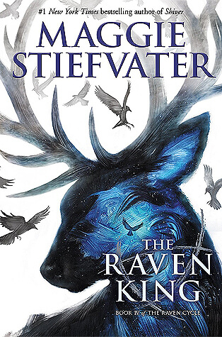 Maggie Stiefvater – The Raven King