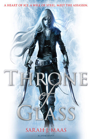 Sarah J. Maas – Throne of Glass