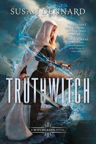 Susan Dennard – Truthwitch